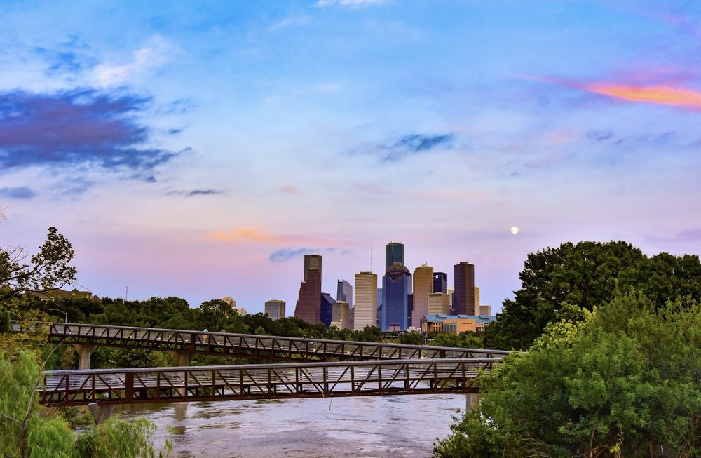 Buffalo Bayou Park: 105 Sabine St, Houston, TX