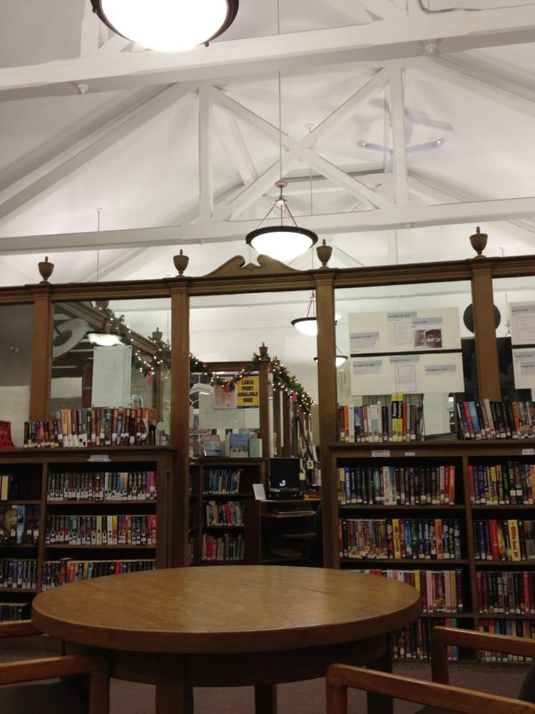 Carthage Free Library: 412 Budd St, Carthage, NY