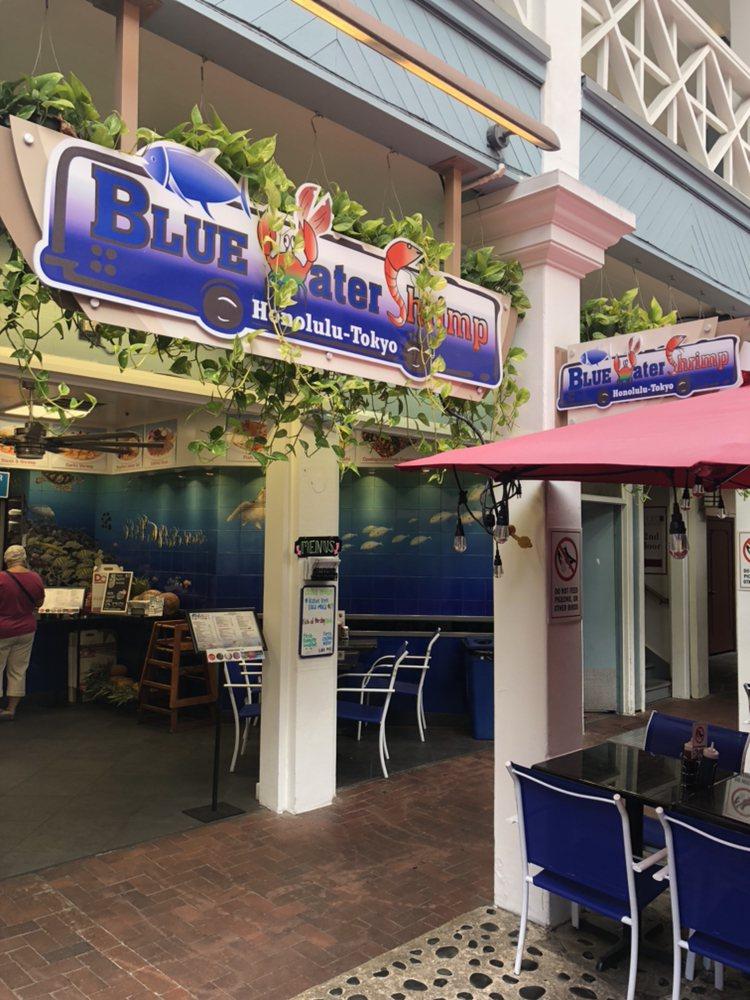 Blue Water Shrimp & Seafood