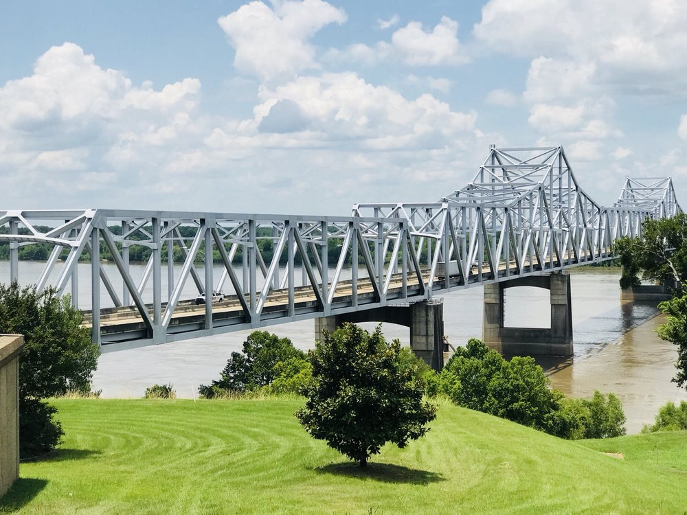 Mississippi River Bridge: Interstate 20, Vicksburg, MS
