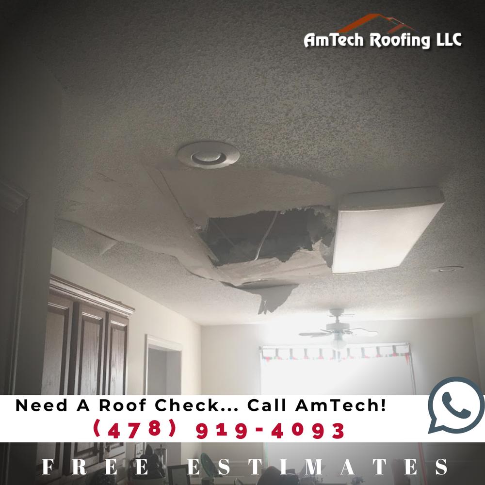 Amtech Roofing: 3421 HiWay 41 N, Byron, GA