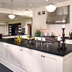 Photo Of JLT Kitchen Refinishing   Anaheim, CA, United States. White  Lacquer Finish