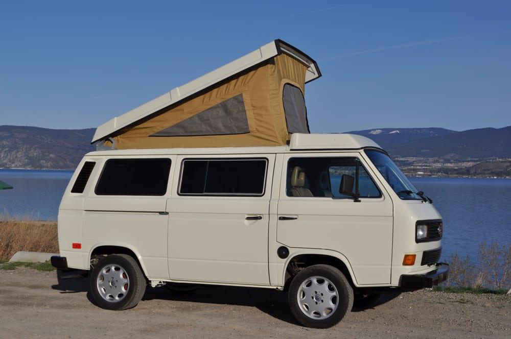 1986 Subaru Powered VW Westfalia Camper Van