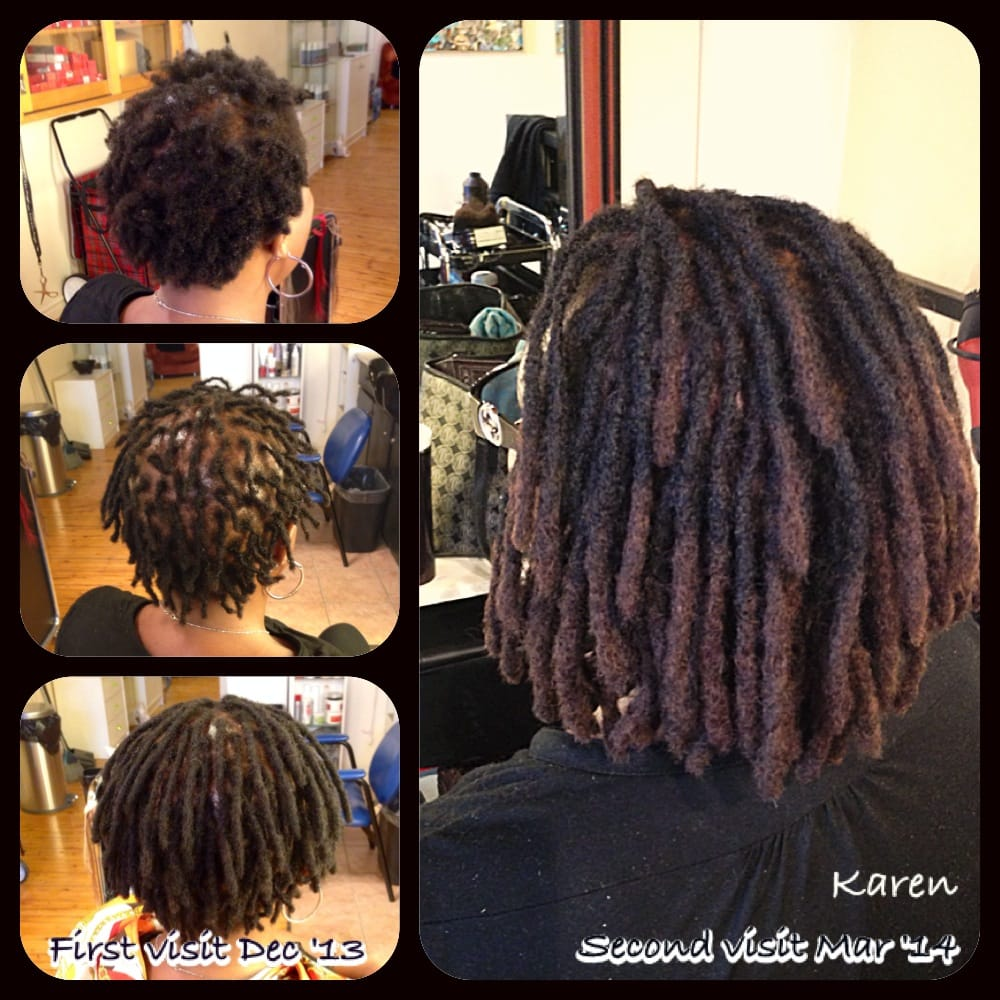 Repair And Dread Extension Work For Damaged And Thinning Hair Yelp