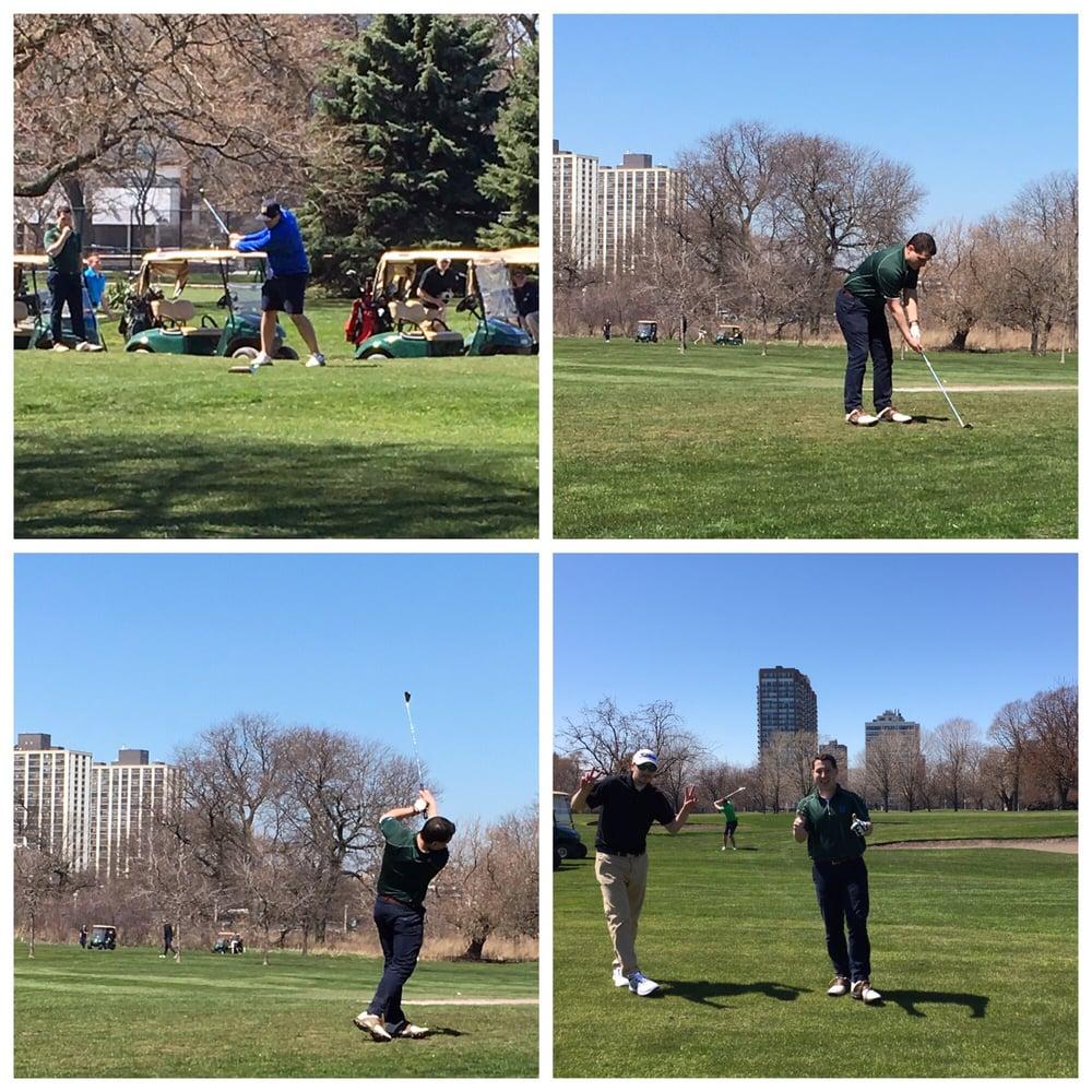 Golf R: Sydney R. Marovitz Golf Course