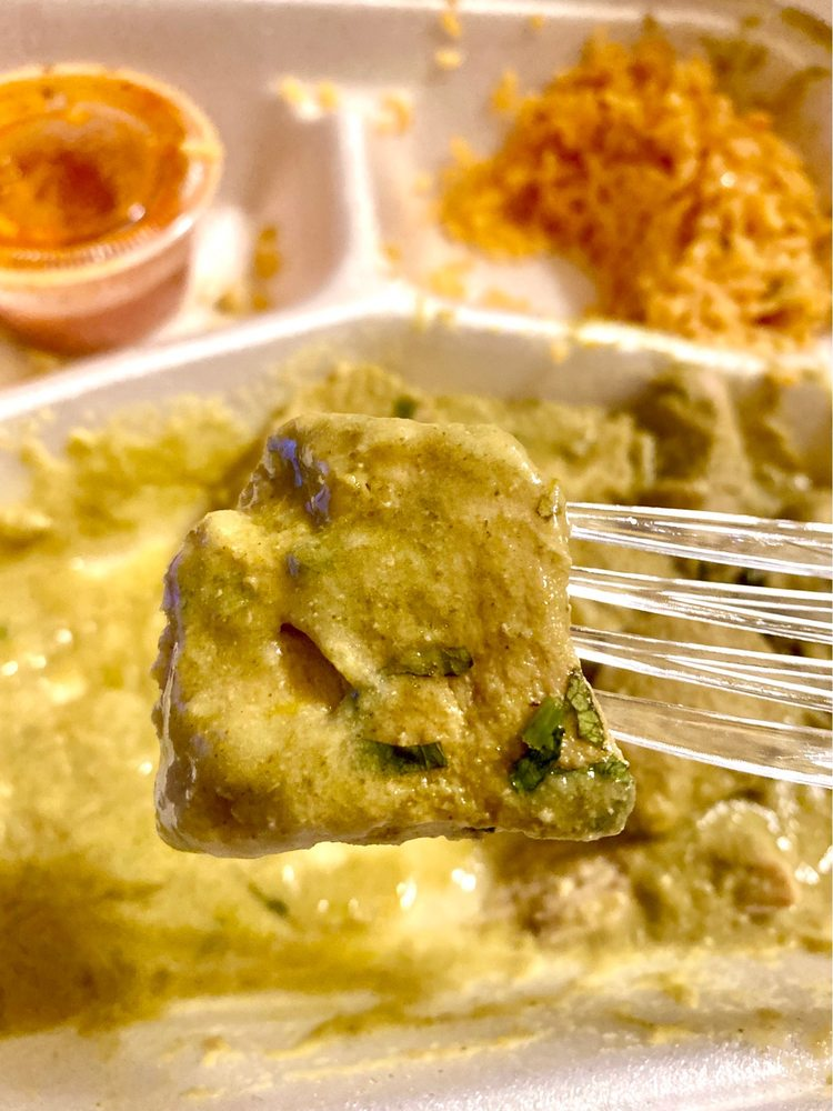 Food from Fogata Mexican Restaurant