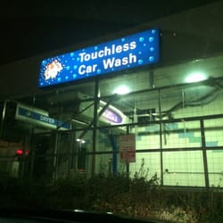 Esso Touchless Car Wash Vancouver