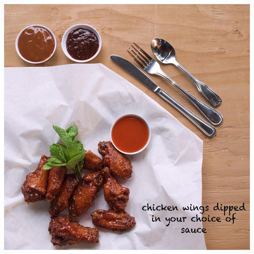 Food from Gaia Masala and Burger