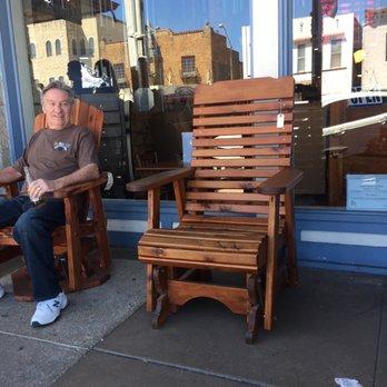 amish market 29 photos 10 reviews furniture stores 410 w main st fredericksburg tx. Black Bedroom Furniture Sets. Home Design Ideas