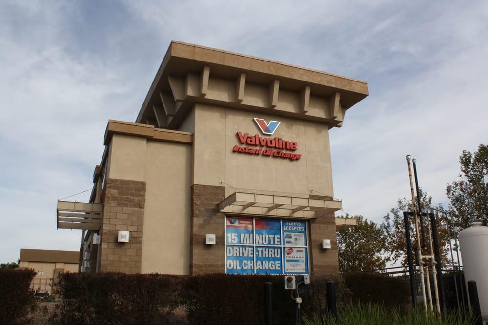 Valvoline Instant Oil Change: 29295 Central Ave, Lake Elsinore, CA
