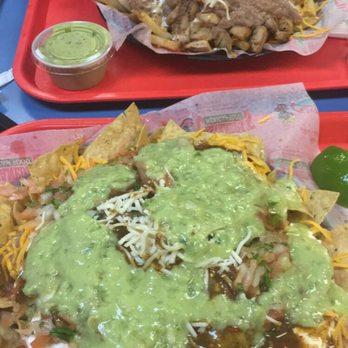 Castaneda S Mexican Food San Bernardino Ca