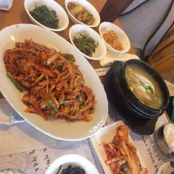 Photo Of Chang S Family Restaurant Flushing Ny United States Korean Bbq