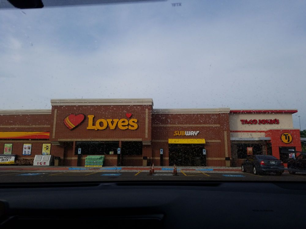 Love's Travel Stop: 976 State Rte 97 W, Bellville, OH