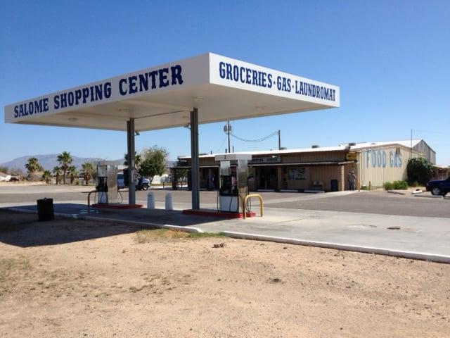 Salome Shopping Center: 67230 E Hwy 60, Salome, AZ