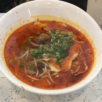 Bun Bo Hue (Spicy Beef Noodle Soup, Special, Not on the Menu