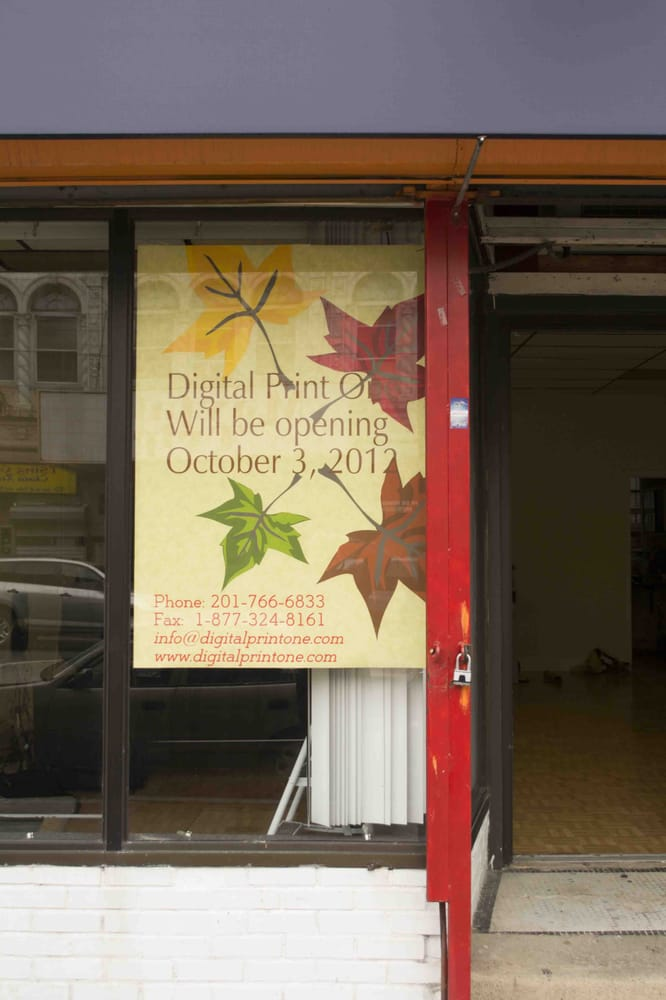 Digital Print One: 223 N 7th St, Bangor, PA