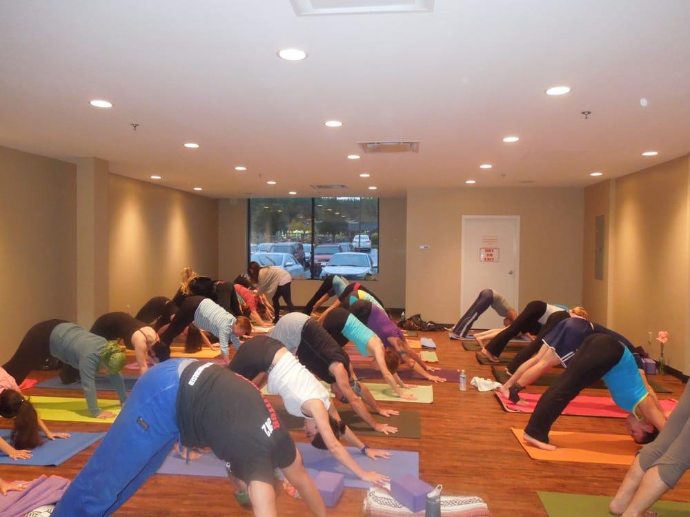 Krysia Energy Yoga
