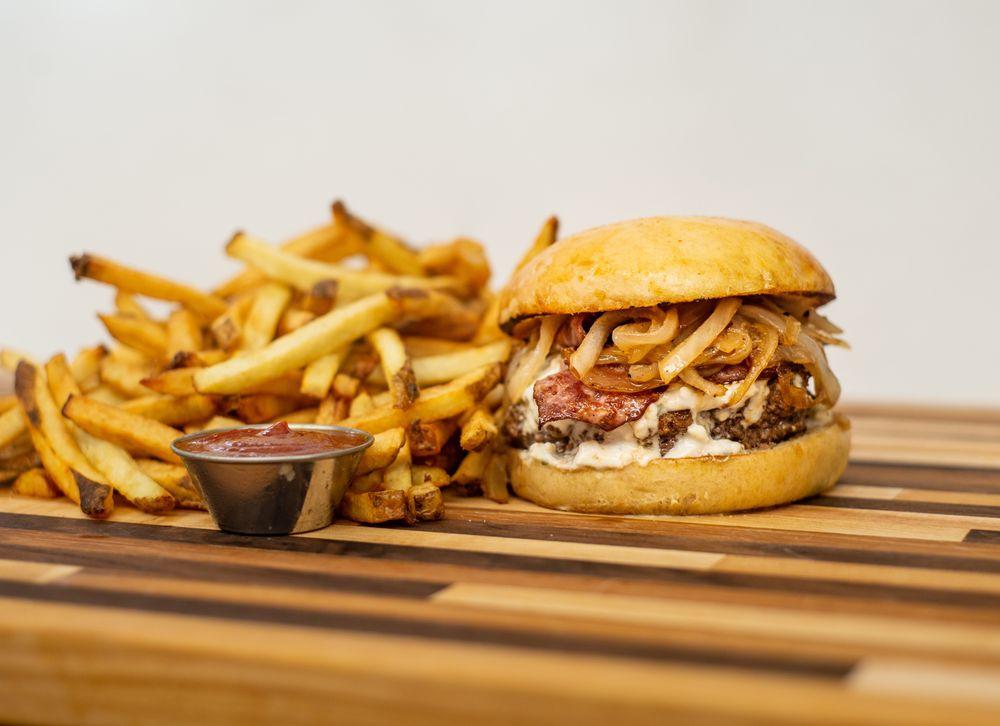 The Locker Sports Bar & Grill: 109 N Church St, Brady, TX