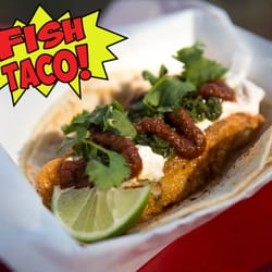 Pictures of taco food truck austin texas
