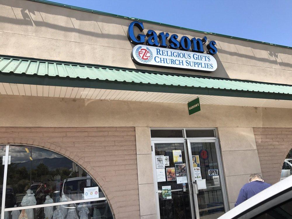 Zieglers - Garsons Catholic Store: 2415 San Pedro Dr NE, Albuquerque, NM