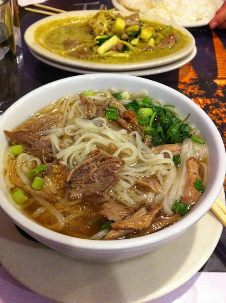 Thai Kitchen Austin Menu