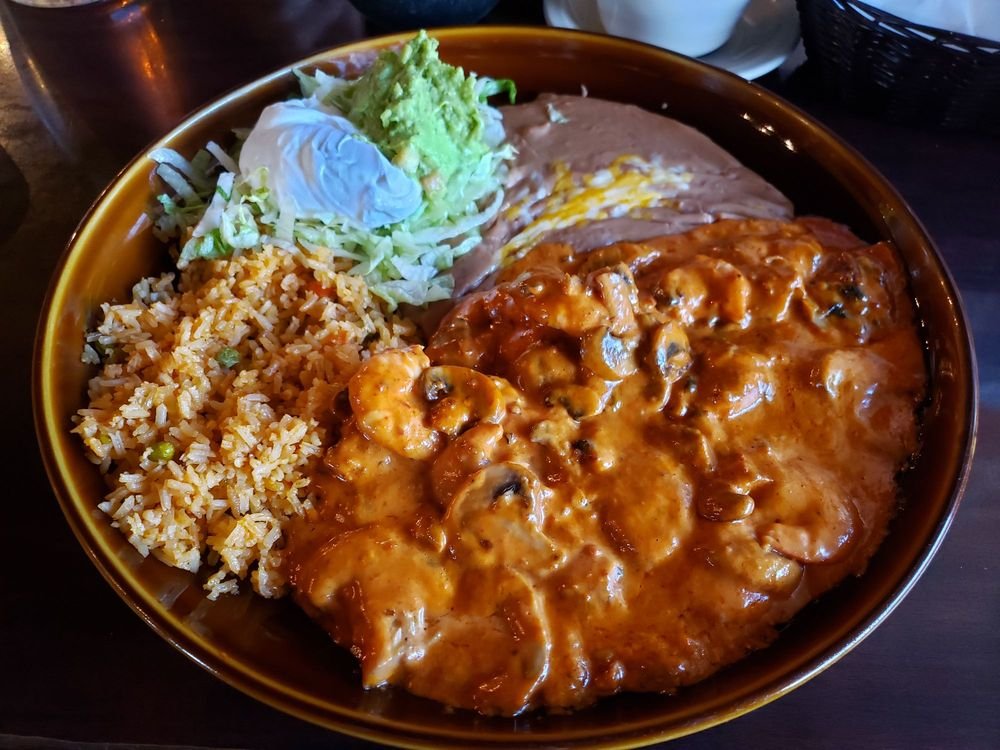 Food from Cazador