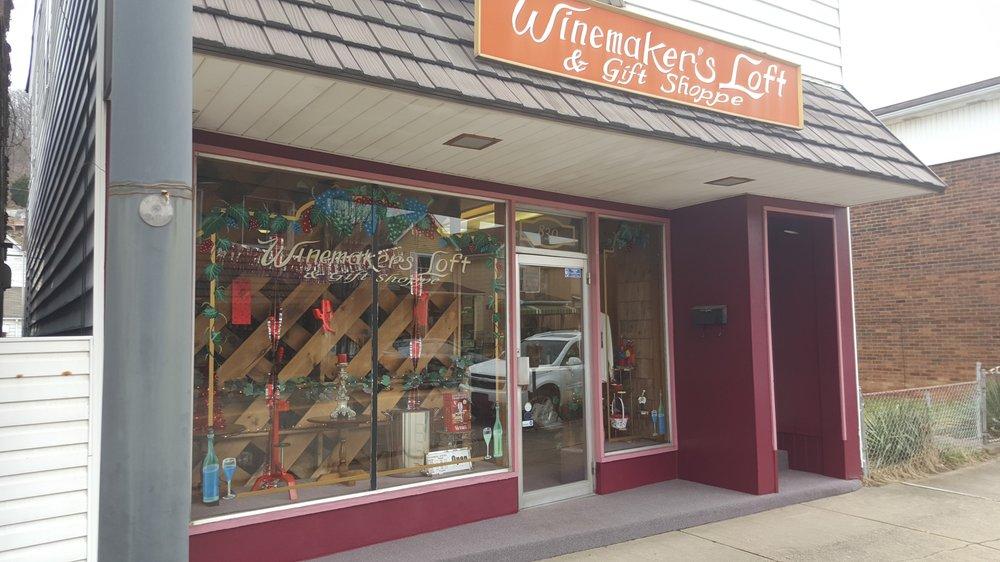 Winemakers Loft: 830 Main St, Follansbee, WV