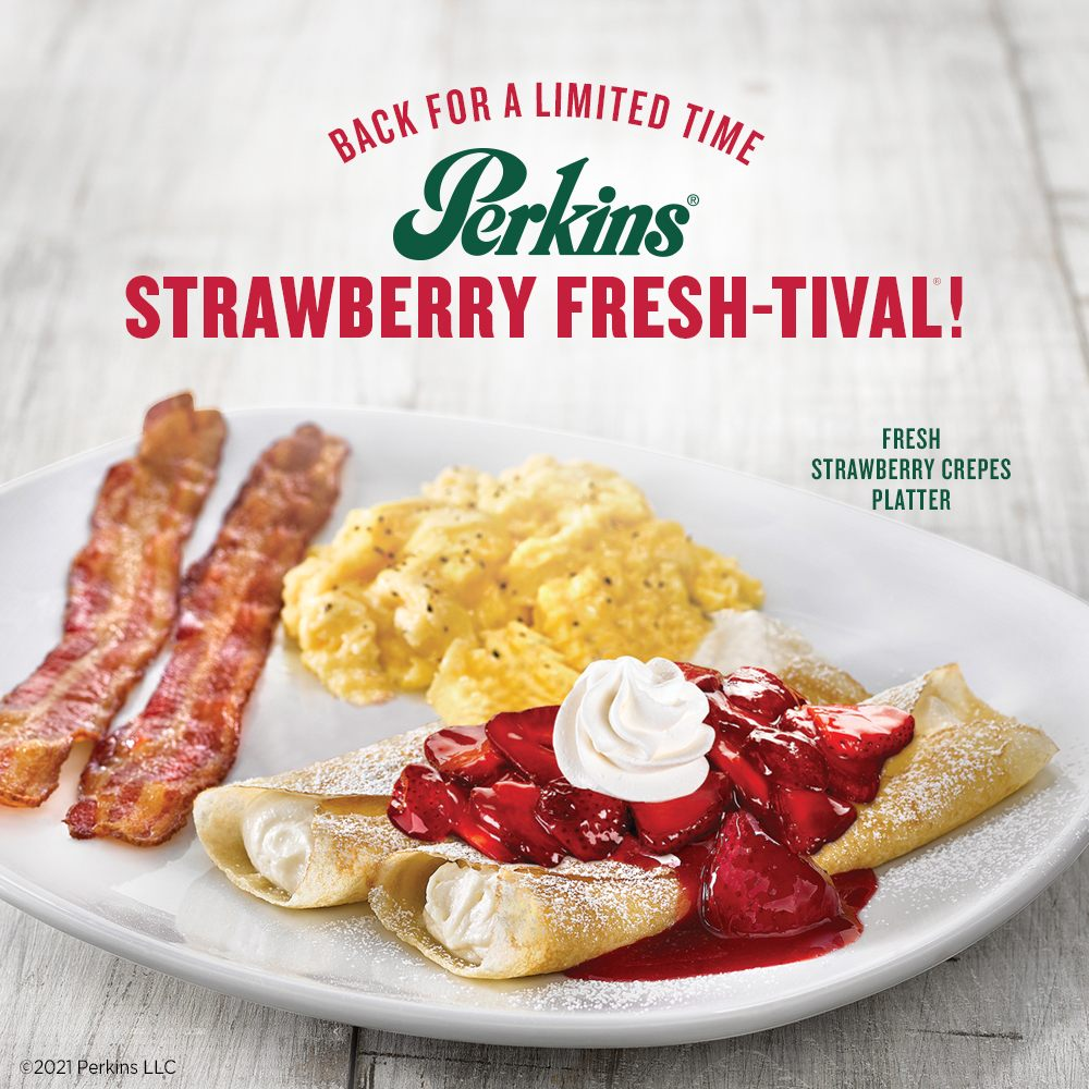 Perkins Restaurant & Bakery: 1401 Riverview Dr, Northfield, MN