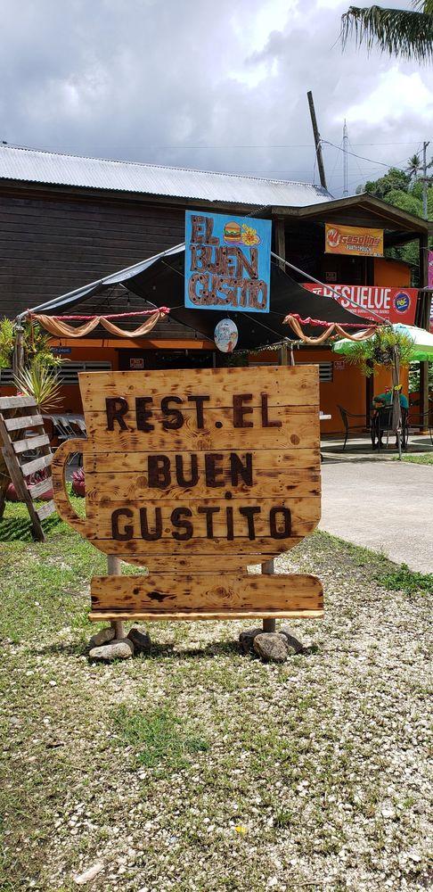 El Buen Gustito: Carretera 357 S/N, Maricao, PR
