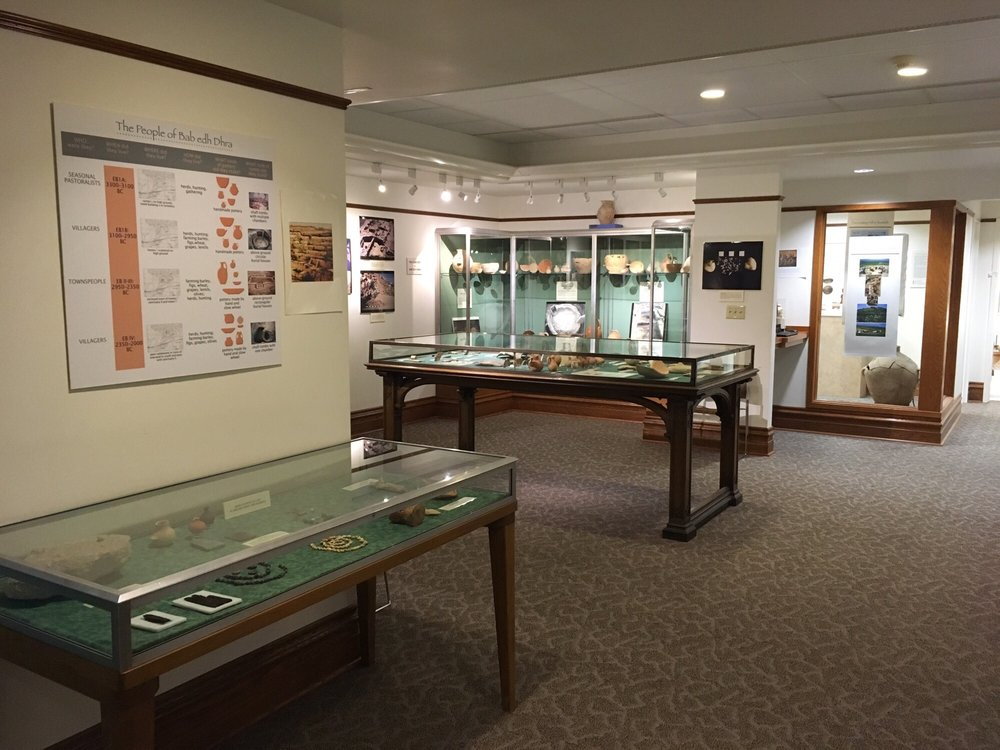 Kelso Museum of Near Eastern Archaeology: 616 N Highland Ave, Pittsburgh, PA