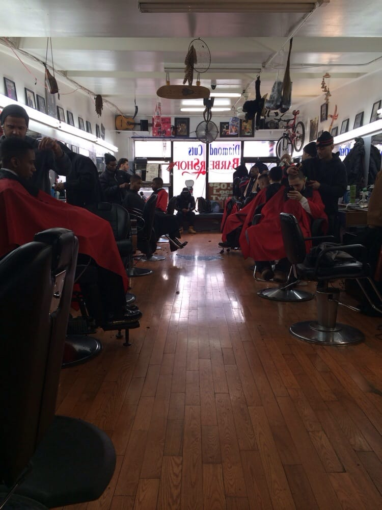 Diamond Cuts Barber Shop
