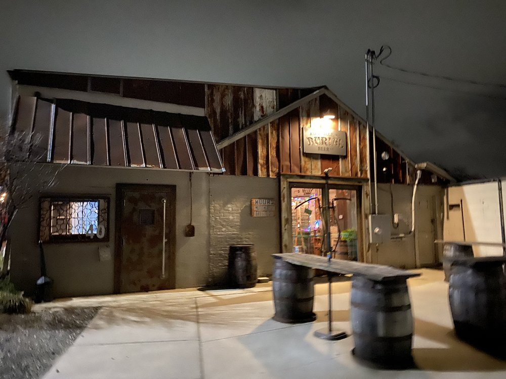 Burial Beer: 40 Collier Ave, Asheville, NC