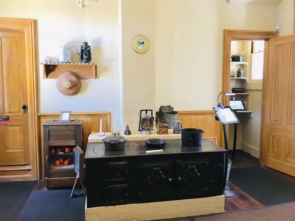 John Muir National Historic Site: 4202 Alhambra Ave, Martinez, CA