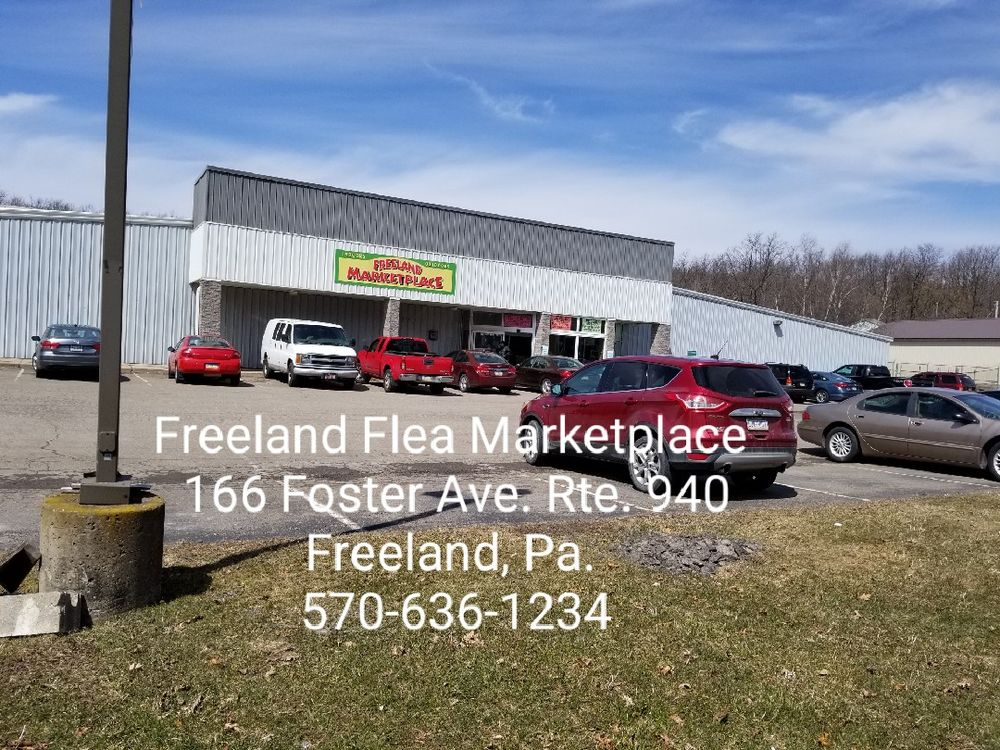 Freeland Marketplace: 166 Foster Ave, Freeland, PA
