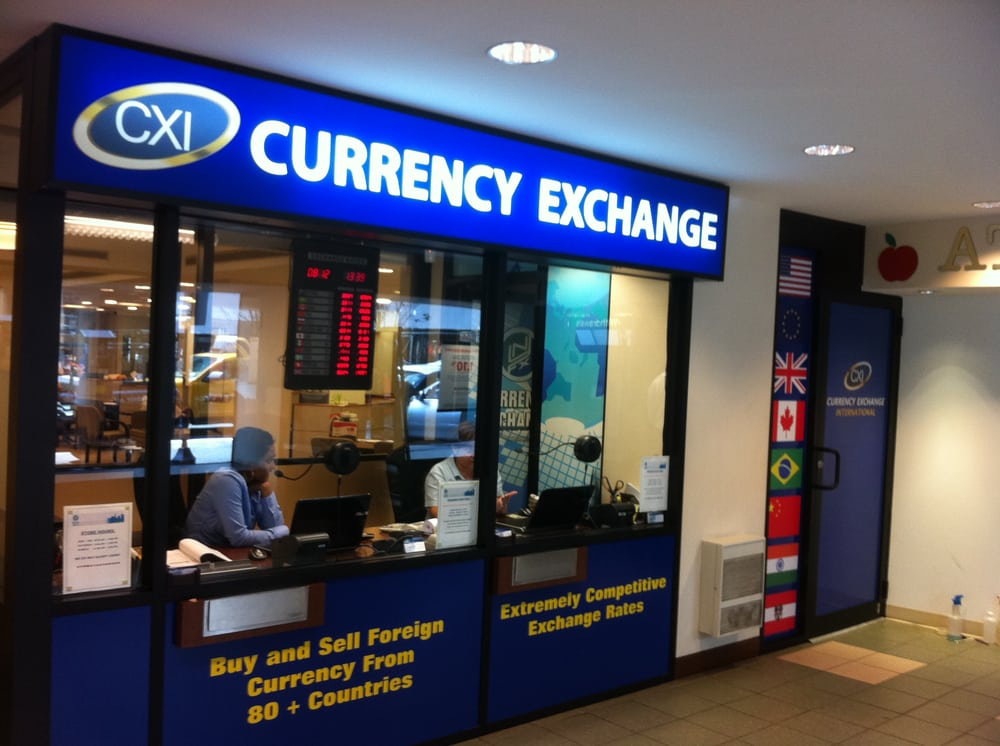 Forex exchange office near me