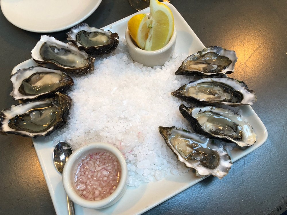 Saltwater Oyster Depot: 12781 Sir Francis Drake Blvd, Inverness, CA