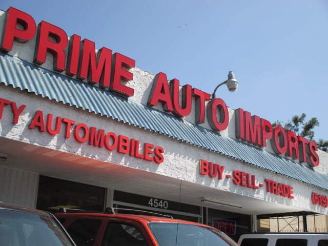 Prime auto imports 15 photos 44 reviews dealerships for Import motors san diego