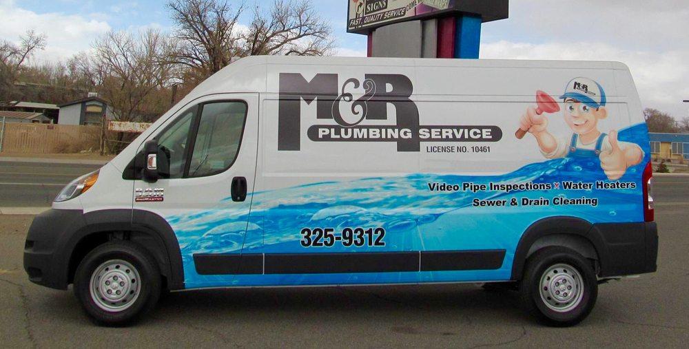 M & R Plumbing Service: 407 E Broadway, Farmington, NM