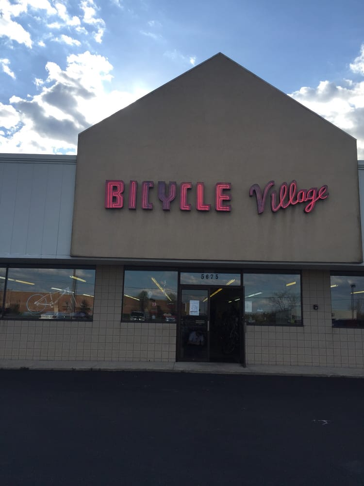Bicycle Village: 5675 Bay Rd, Saginaw, MI