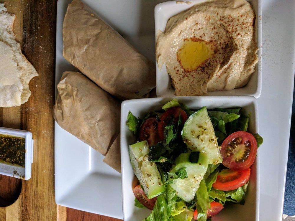 Hoda's Middle-Eastern Cuisine: 3401 SE Belmont St, Portland, OR