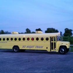 The Excursion Night Train