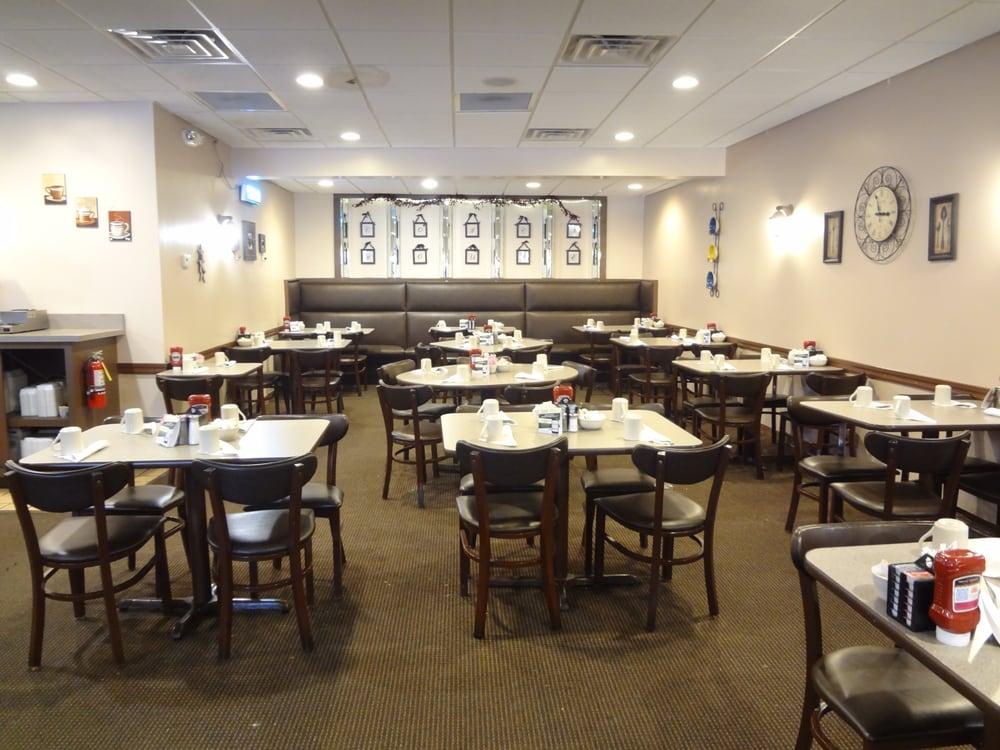 Social Spots from Coach House Restaurant