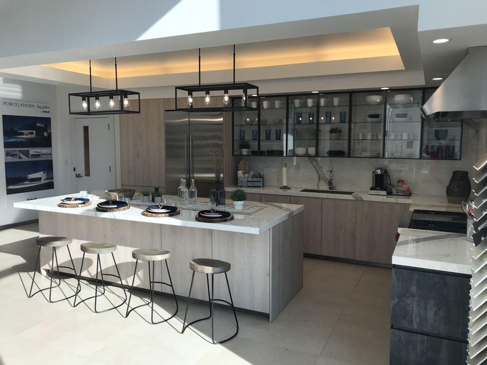 Porcelanosa Kitchen cabinets - Yelp