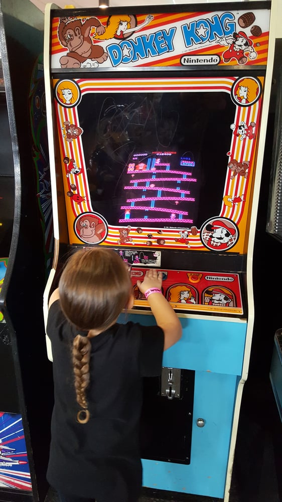 Oh Wow Nickel Arcade