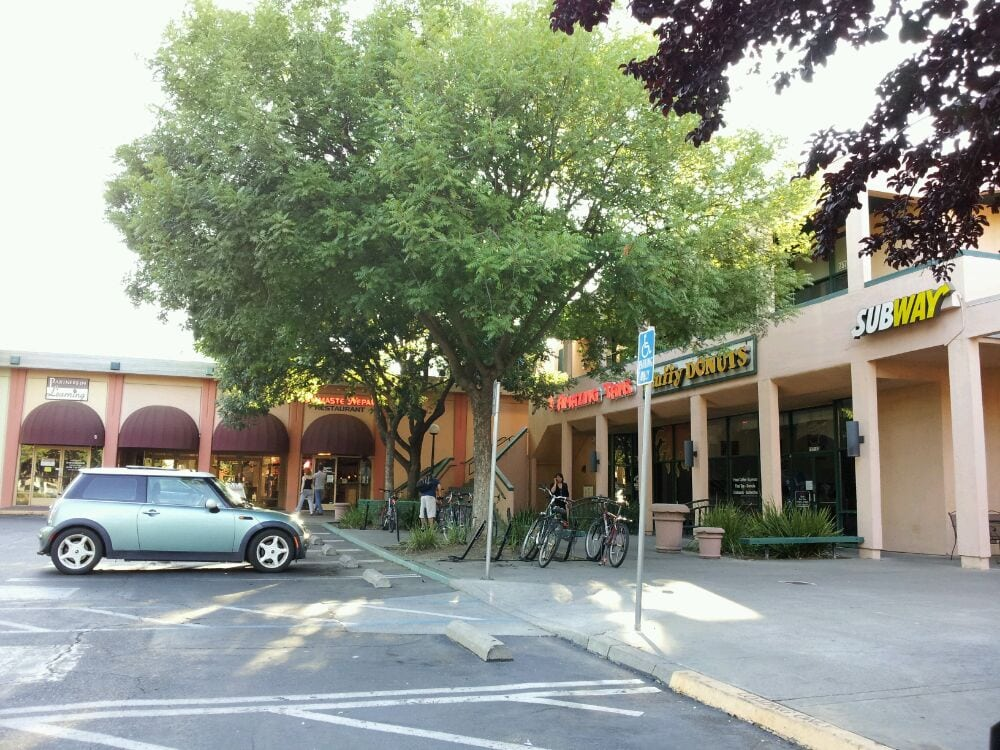 Downtown Davis is a great place to eat and shop. It's also a great place to go walking and hang out with friends. Use this website to search the stores down and learn about upcoming events like 2nd Friday Art About and the Farmers' Market.