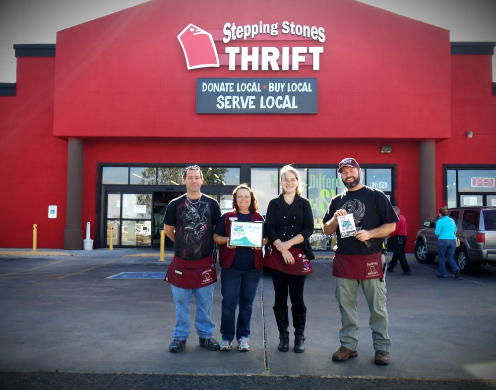 Stepping Stones Thrift - Red Barn location: 6689 E 1st St, Prescott Valley, AZ