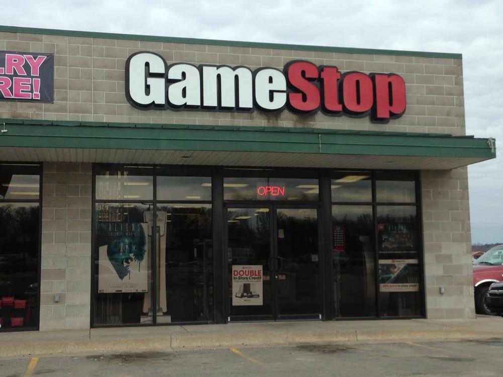 Gamestop: 1229 E Market St, Clarksville, AR