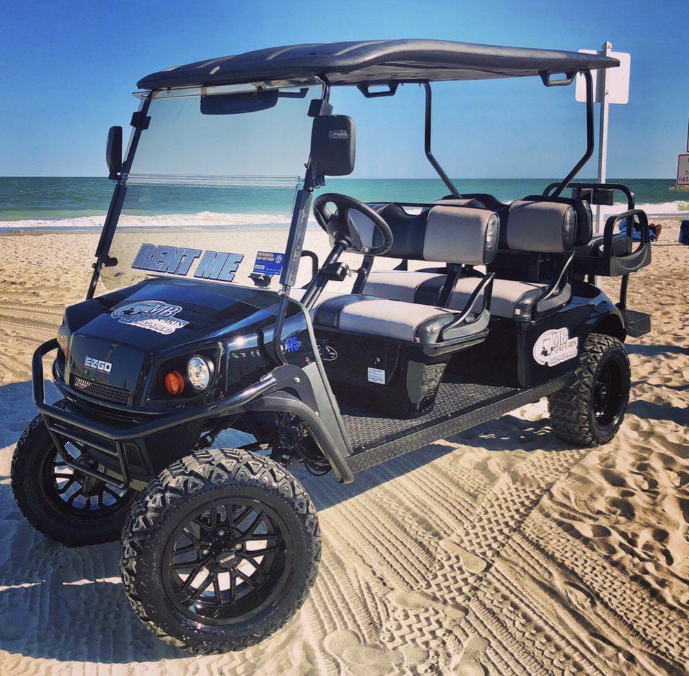 Myrtle Beach Golf Carts