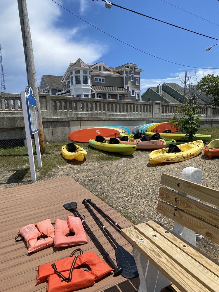 Paddle Out: 537 E Main St, Manasquan, NJ