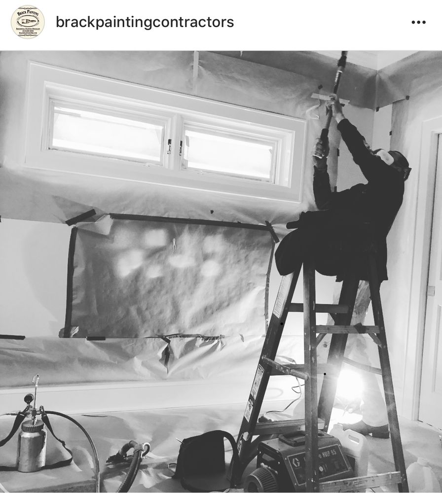 BRACK PAINTING CONTRACTORS: Gower, MO